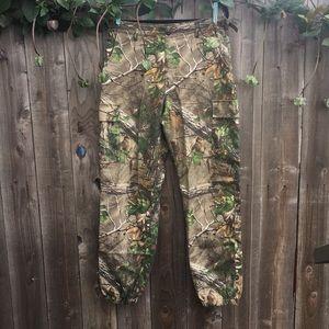 Men's Realtree cargo pants